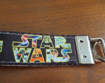 Sci Fi Movie Key Fob