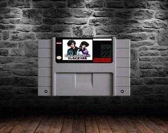 Famicom Detective Club II - Murder-Mystery Narrative Adventure Title - SNES - English Translation