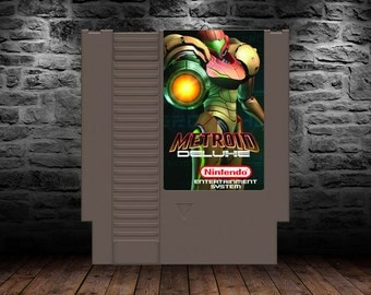 Metroid Deluxe - Return to the Metroid Roots in an All New Game Experience - NES