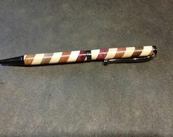 Multicolor Wood Pen