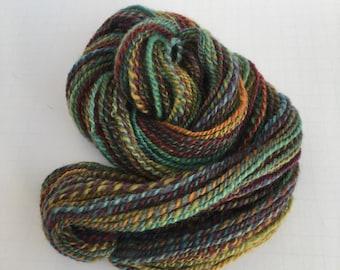 Handspun yarn -BFL 2 ply