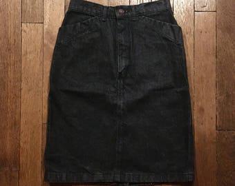 Gap vintage denim skirt