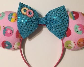 Donut Mickey Ears