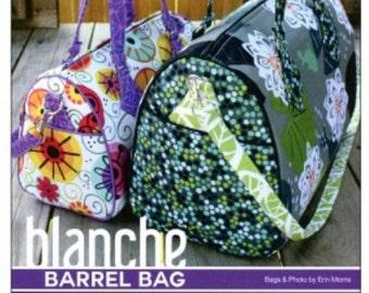 Blanche Barrel Bag Pattern