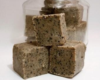Sugar Scrub cubes, coffee scrub cubes, coffee scrub, sugar scrub