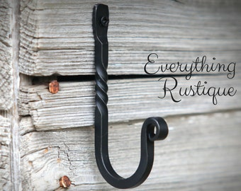 Wrought Iron Hook, Wrought Iron Hardware, Black Wrought Iron Hooks, Wrought Iron Hooks Hardware, Wrought Iron Hooks, Wrought Iron Hanger