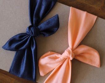 Handmade Baby Headband - Tie Baby Headband - Handmade Baby Headband - Baby Girl Headband - Toddler Floral Headband - Baby Shower Gift