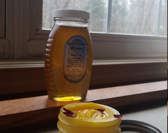 Natural Rosehip Honey Mask