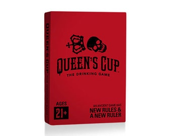 Queen's Cup: The Drinking Game (Card Deck)