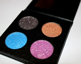 Customizable Mineral Eyeshadow Palette