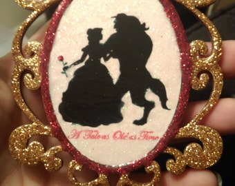 Tale as old as Time ornament