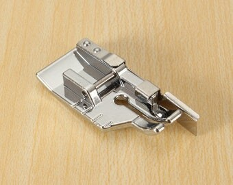 """New 1/4"""" Quilting Patchwork Sewing Foot with Edge Guide For Domestic Sewing Machines AA7019"""