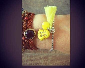 Bracelet ball chain ball chain 16422