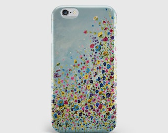 Strictly Wildflower Phone Case