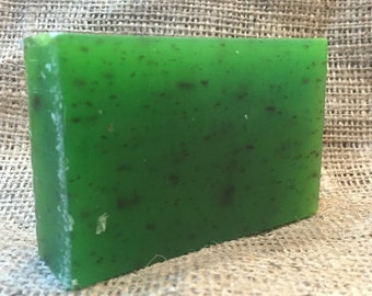 Green Tea Soap 100gr.