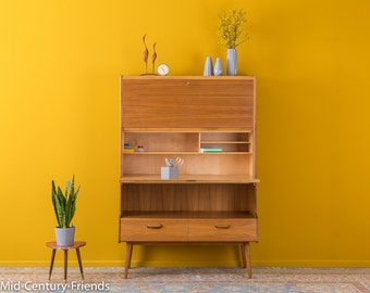 50's Secretary, chest of drawers, 60s, vintage (610017)