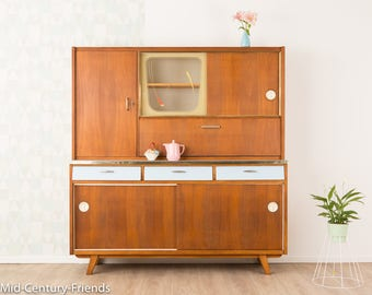 50's kitchen cabinet, cupboard, vintage (611017)
