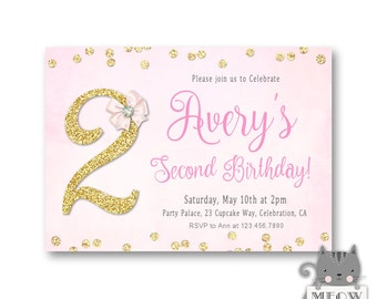 Barbie 6th Invite Etsy