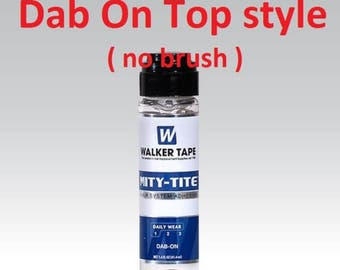 Mity Tite Adhesive 0.5 ounce DAB ON Top
