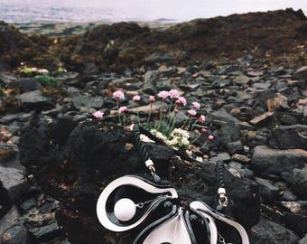Oyster Shape Necklace
