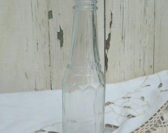 Antique bottle, Sprague Warner & Co Catsup Bottle , Rare Collectible Ketchup bottles