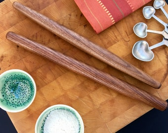 Chapati Rolling Pin, French Rolling Pin, Child's rolling pin, French Pastry Pin, Baking and Pastry, Kitchen and Gourmet