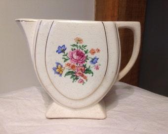 Labrut Art Deco Porcelain Jug