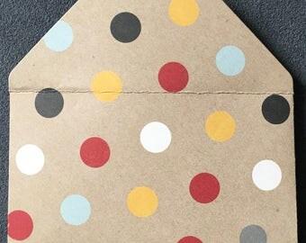 Disney Themed Mini Envelopes