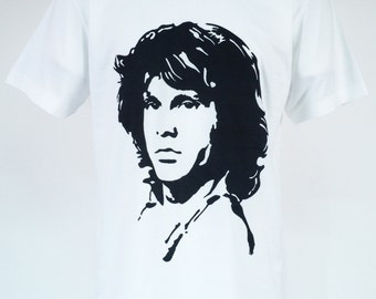 THE DOORS T-shirt/Jim Morrison shirt/shirts for men/t shirt men/t shirt women/t shirt design/Pop art/unique shirt/screen print shirts/gifts