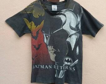 Vintage 90s batman returns dc comics