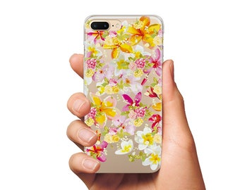 Amazing beautiful case iPhone 5c case flower iPhone 6 case flower iPhone 7 case flower iPhone 6 Plus case flower iPhone 7 Plus case flower