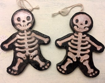 Skeleton Ornaments