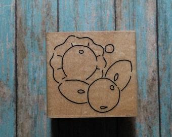 JRL Design Rubber Stamp