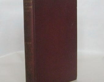 Childhood in Literature and Art. Horace Scudder. 1st Ed. 1894.