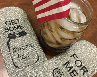 Some Sweet Tea Socks/ Free Shipping