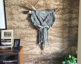 Laken Macramè Wall Hanging