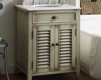 "26"" Abbeville bathroom Sink Vanity CF28323"