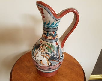 Mexican Pitcher Jug