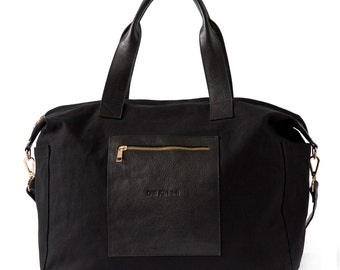 ESSENTIAL BABY   Onyx w. black leather