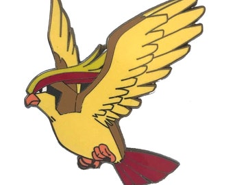 Pidgeot Lapel Pin