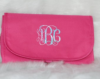 Lilly Pulitzer Inspired Hanging Toiletry Travel Bag