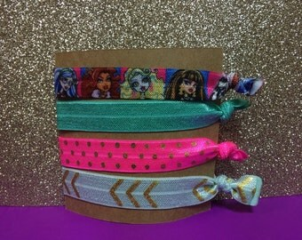 Monster High Hair Ties