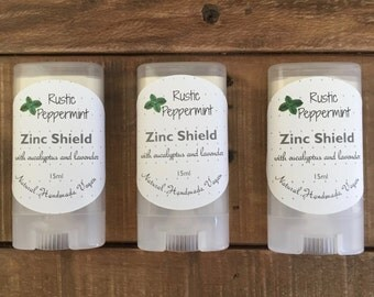 Zinc Shield, Zinc Baby, Natural Sunscreen, Baby Sunscreen, Vegan Sunscreen, Vegan Sunblock, Baby Sunblock, Child Sunscreen
