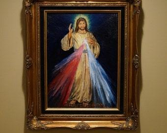 Print -- Divine Mercy Image