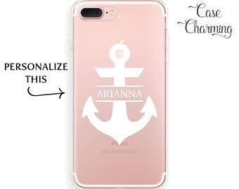 iPhone 6s Plus Case Anchor iPhone 7 Plus Case Personalized iPhone 6s Case iPhone 7 Case iPhone 6 Plus Case iPhone 6 Case iPhone SE Case Cute