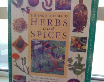 Encyclopedia of Herbs and Spices  1997  And Clevely, Katherine Richmond, Sallie Morris, Lesley Mackley  OOP