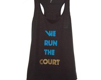 We RUN THE COURT - Training Vest