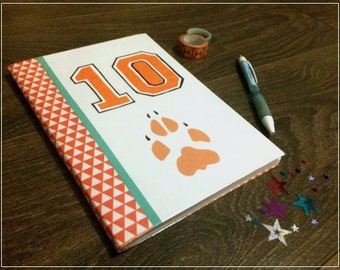 Fox 10 Customized Sketchbook - Foxhole Court Inspired