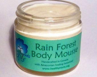 Rain Forest Body Mousse