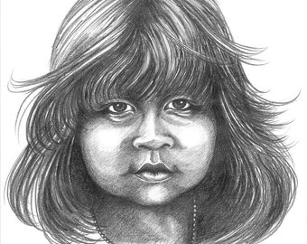 Comanche Child